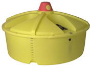 Ace / DenHartog 285 Gallon Liquid Feeder Tank - (Uses up to four 24-inch wheels)