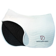 Draper Equine Therapy Dressage Saddle Pad- Extra Large