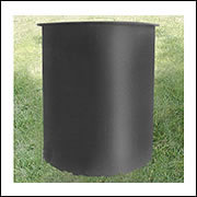 Chem-Tainer 125 Gallon Round Water Tank