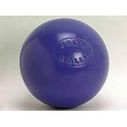 Jolly Pets 310 Push-N-Play Ball Blu10In