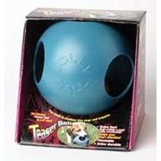Jolly Pets 1506 Teaser Ball Blue 6In