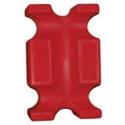Horsemens Pride Jump Block -  Red