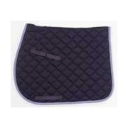 Saddle Pad Purple Pony