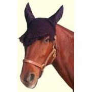 Imported Horse Supply Fly Veil Blue
