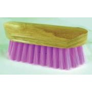 Imported Horse Supply Brush Pony 6.5 X 2.25 Pink