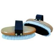 Imported Horse Supply Brush Panda 7.5 X 3.5