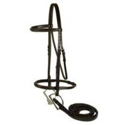 Gatsby Leather Company 108-C Braided Bridle