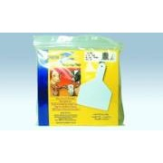 Ztag White Blank Cow 25/Bag