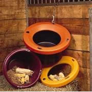 Dan's Saddlery Jr. Belmont Feed Tub