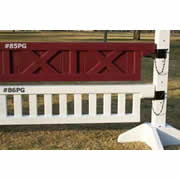 Burlingham Sports Pony Gate 12' Extender