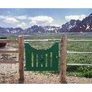 High Country Plastics 4' Horse Gate