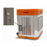 High Country Plastics K9 Deluxe Dog Kennel