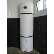 High Country Plastics 48 Gal. Half Moon Up Right Water Caddy
