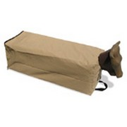High Country Plastics Hay Bale Bag Cover